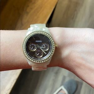 Fossil multifunctional watch